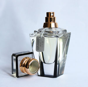 50ml Elgant, Generous Glass Perfume Bottle pictures & photos