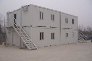 Container Prefab Home for Mining Camp/Hotel/Office pictures & photos