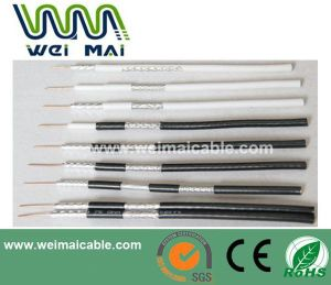 Europe Market RG6 Coaxial Cable pictures & photos