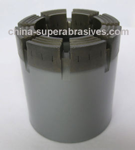 Diamond Bit Impregnated Diamond Core Bits for Medium Hard Rocks Drilling