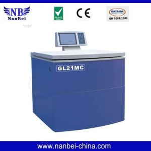 Gl21mc High Speed Refrigerated Centrifuge pictures & photos