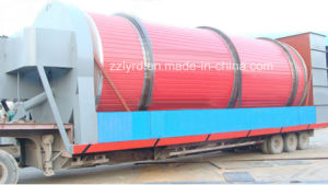 New Type Feed Grade Tank Slag & Slurry Dryer with Chinese Supplier pictures & photos