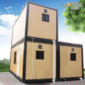 Two Bedrooms Mobile Container House with WPC Floor (C-H 161)