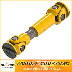 SWC Standard Telescopic and Welded Universal Coupling pictures & photos