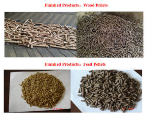Low Price Multifunction Wood Pellets Mill pictures & photos