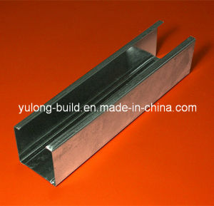 C Stud for Wall Partition System (38mm/50mm/65mm/70mm x 12mm/15mm/19mm/27mm) pictures & photos