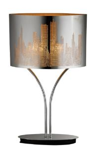 Phine Pd0030-02 Metal Desk Lamp with PP Shade pictures & photos