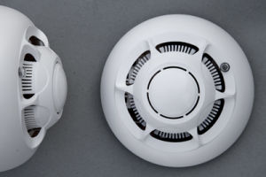 Smoke Detector with Low Consumption (iDo503CM)