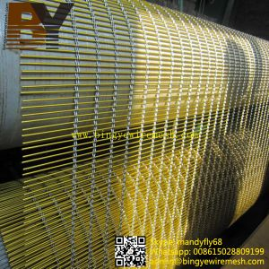 Decorative Metal Mesh for Furniture Office Hotel Room Partition Screen pictures & photos