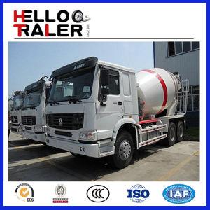 HOWO 6X4 9m3 336HP Concrete Mixer Truck pictures & photos