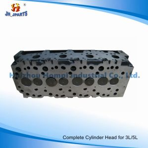 Complete Cylinder Head/Assy for Toyota 3L 5L 11101-54131 909153 pictures & photos