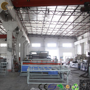 High Density Multi-Layer Extrusion WPC Board Production Line pictures & photos