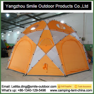 Large Outdoor Rain Cover Camping Family Big Dome Sphere Tent pictures & photos