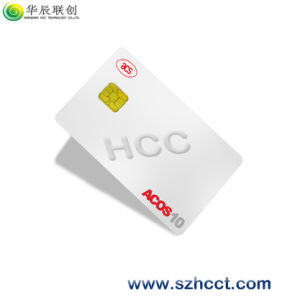 Pboc2.0 Edep Payment Card Acos10 pictures & photos