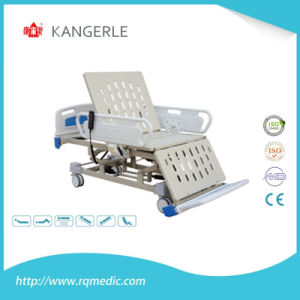 China Supplier Ce/ISO Electric Hospital Nursing Bed with Battery Back-up pictures & photos