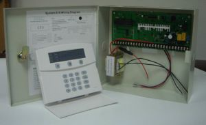 TCP/IP PSTN Dual Network Alarm System with 8 Wired 16 Wireless Zones (ES-816TP) pictures & photos