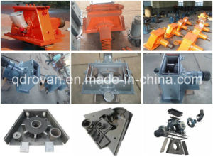 High Qualtiy Blast Wheel Spare Parts with CE Certificated