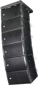 "Single Compact Vented 18"" Line Array Subwoofer Professional Speaker pictures & photos"