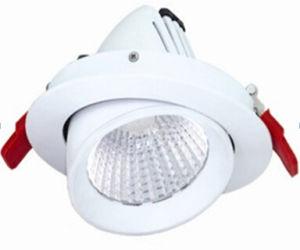 160mm 24W Adjustable LED Down Light