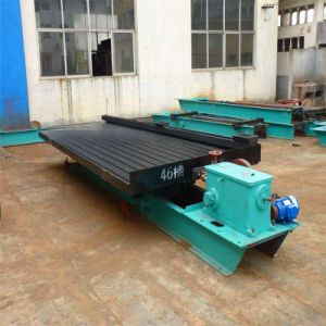 High Efficiency Ore Dressing Shaking Table with Ce Certificate pictures & photos