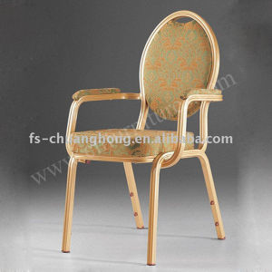Armrest Chair for Hotel and Restaurant (YC-D115) pictures & photos