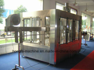 24-24-6 Full-Automatic Carbonated Drinks Filling Machine pictures & photos