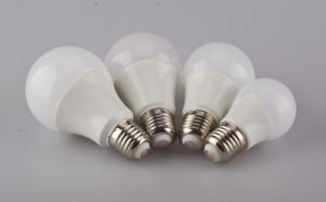 LED Bulb Light, LED Aluminum Mixed Plastic Bulb pictures & photos
