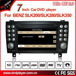Hualingan Special Car DVD Player GPS for Mercedes-Benz Slk 171 Navigation pictures & photos