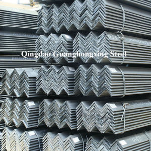 Q235, Hot Rolled, Steel Angle pictures & photos