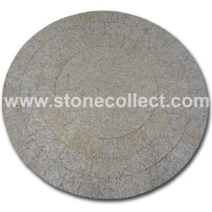 Granite Mosaic Medallion pictures & photos