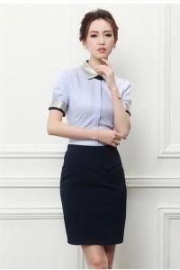 New Style Hotel Uniform (UFM007) pictures & photos