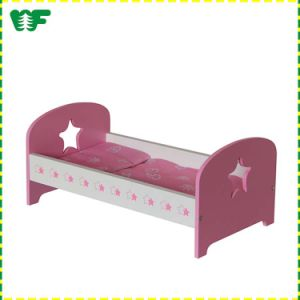 Factory Direct Sales All Kinds of Wooden Baby Doll Bed pictures & photos