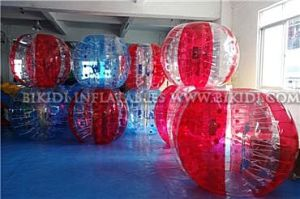 1.5m 0.8mm PVC Bubble Football, Bubble Soccer, Bumper Ball, Loopy Ball pictures & photos