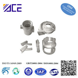 Aluminum Casting Parts with Various Shape and Different Size pictures & photos