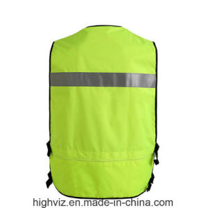 Safety Cycling Vest with En20471 (C2427) pictures & photos