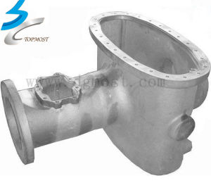 Customized Precision Casting Metal Pump Fittings pictures & photos