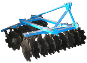 Hot Seller Ibqx Tractor Mounted Light Duty Disc Harrow pictures & photos