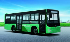 CNG City Bus pictures & photos