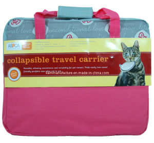 Collapsible Pet Travel Carry pictures & photos