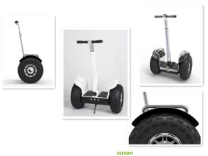 1600W 19inch Fat Air Tyre Balance City Electric Scooter pictures & photos