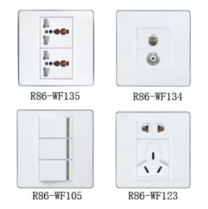 Wall Switch and Socket (R86-WF Series) pictures & photos