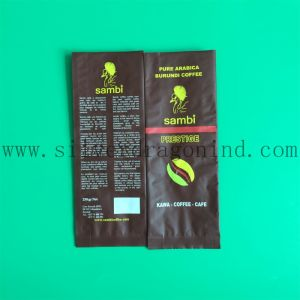 Colorful Plastic Coffee Bean Packaging Bag with Valve pictures & photos
