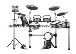 Drum Set / Drum Kit / Electronic Drum Set (D102-3) pictures & photos