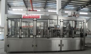 Middle-Size Packaging Filling Machine for Liquid