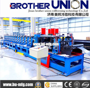 C & Z Purline Interchangeable  Roll Forming  Machine with Hydraulic  System pictures & photos