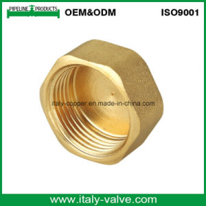 OEM&ODM Quality Brass Forged Cap/Plug/Pipe Fitting (AV9003) pictures & photos