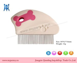 Dog Grooming Tool Flea Comb pictures & photos