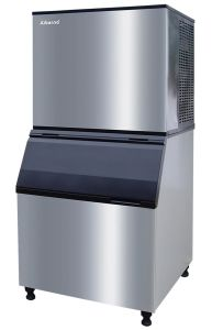 200kgs/24hrs Ce Approved Food-Grade Cube Ice Machine pictures & photos