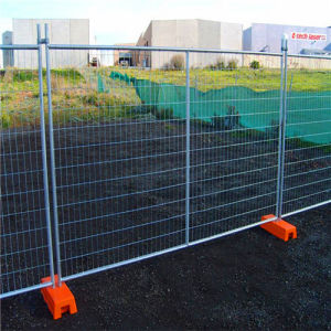 China Wholesale Temporary Welded Wire Fence Galvanized Coating (TWWF) pictures & photos