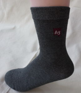 Silver Bamboo Diabetic Socks pictures & photos